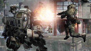 titanfall preview first play of beta attrition hardpoint and last titan standing modes video  image 2
