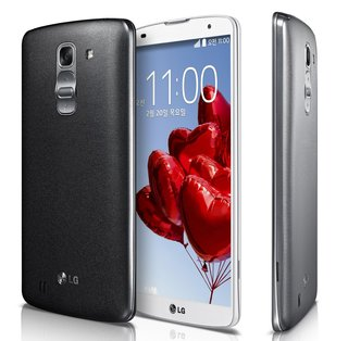 LG G Pro 2 officially announced, featuring 5.9-inch display and 13MP 4K-capable camera