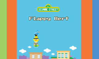 Forget Flappy Bird, Flappy Bert from Sesame Street joins ever growing list of clones