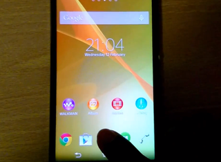 Sony Xperia Z2 (Sirius) running Android 4.4 and Sony UI features leaked in video