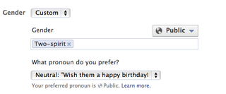 facebook s new custom gender option here s how to choose your preferred gender and pronoun image 2