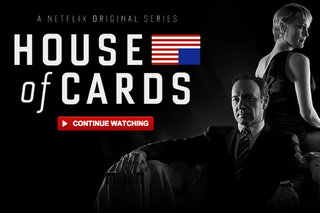 House of Cards season 2 now available for streaming on Netflix