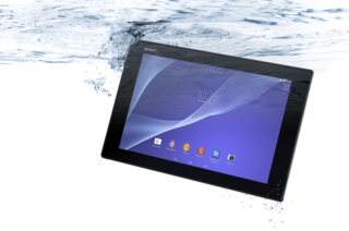 Sony Xperia Z2 Tablet is skinny, waterproof, and powerful
