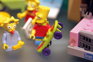 hands on lego the simpsons house review image 8
