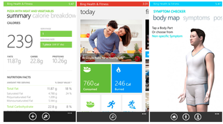 Microsoft brings Bing Health & Fitness app to Windows Phone for handy tracking