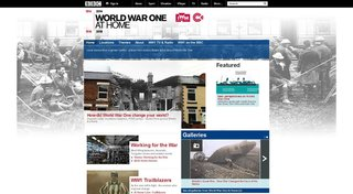 bbc world war one at home interactive project begins broadcasting 24 february image 4