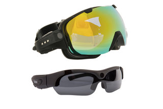 Rollei Sunglasses and Ski Goggles with cameras announced for UK