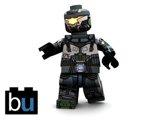 We love Titanfall. We love Lego. We love Titanfall Lego. Oh yes!