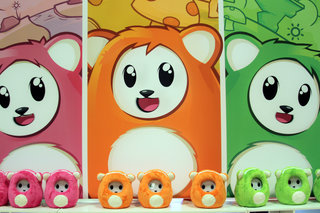 Hands-on: Ubooly plush toy and interactive app for mobile devices review