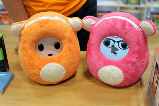 hands on ubooly plush toy and interactive app for mobile devices review image 4