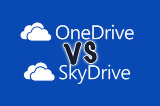OneDrive vs SkyDrive: What's the difference?