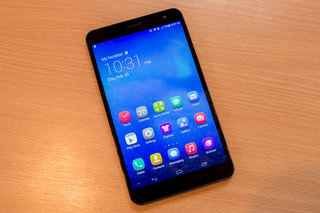 Hands-on: Huawei MediaPad X1 review