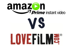 Amazon Prime Instant Video vs Lovefilm Instant: What's the difference?