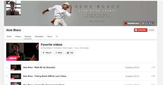 google brings back centre aligned youtube design puts emphasis on playlists image 2
