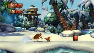 donkey kong country image 5