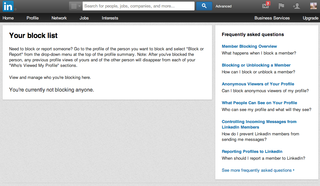 linkedin finally lets you block here s how to use its new member blocking feature image 2