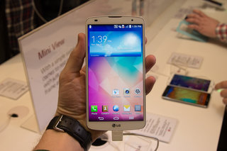 Hands-on: LG G Pro 2 review