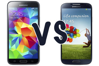 Samsung Galaxy S5 Vs S4 Whats The Difference