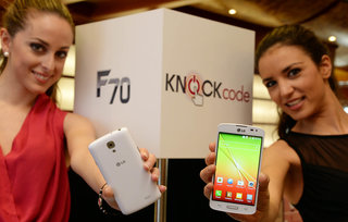LG targets mid-range with LG F70 and F90 handsets with quad-core processor and LTE