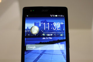 hands on acer liquid e3 review image 5