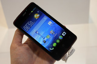 hands on acer liquid z4 review image 1