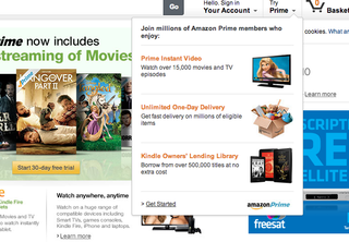 Amazon Prime now £79 a year, includes Instant Video, discounted Kindle Fires to tempt you