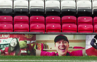 Man Utd plans to beam fans' live videos pitchside during Liverpool match, using Google+ Hangouts