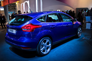 ford focus 2014 and ford sync 2 pictures and hands on image 15