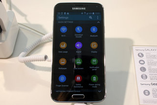 how does the samsung galaxy s5 fingerprint scanner work  image 4