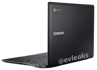 Samsung Chromebook 2 could be the next to get faux-leather