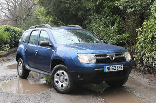 dacia duster review image 1