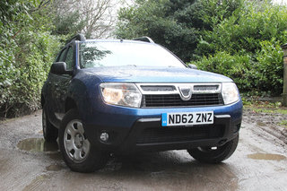 dacia duster review image 2