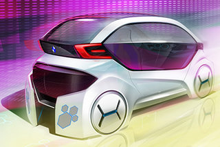 bmw honeycomb concept re thinks the way autonomous cars will work image 3