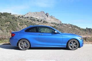 hands on bmw m235i review image 16