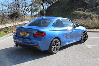 hands on bmw m235i review image 17