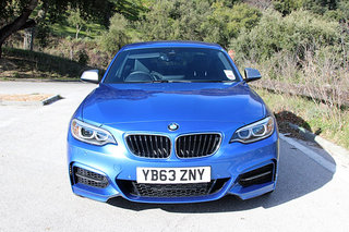 hands on bmw m235i review image 20