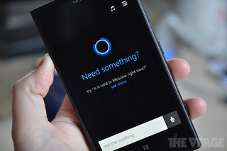 Cortana to be unveiled as Microsoft's version of Siri