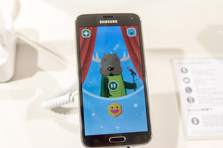 how has samsung made the samsung galaxy s5 child friendly with kids mode  image 15