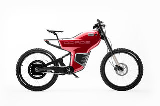 Qoros eBiqe Concept electric bicycle can hit 40mph with a 75 mile range