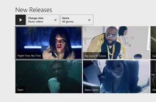 Microsoft's Xbox Music for Xbox One adds more than 92,000 music videos