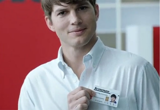 Punk'd: Ashton Kutcher is working on tablets instead of smartphones, says Lenovo