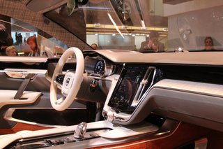 volvo concept estate pictures and hands on image 10