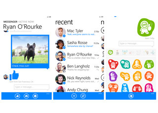 Facebook Messenger lands for Windows Phone - without voice messaging and chat heads