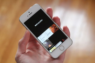 WeTransfer's iPhone app will let you send big photo and video files in seconds