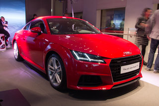 audi tt 2014 pictures and hands on image 3
