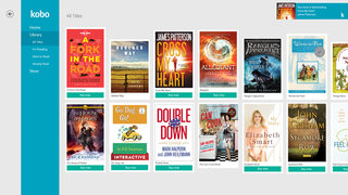 Kobo for Windows app comes to Windows 8 machines
