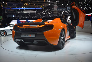 mclaren 650s pictures and hands on image 4