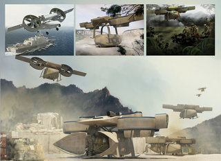 Darpa project Ares hails an autonomous modular flying revolution