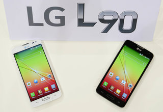 lg l series iii smartphone range debuts with l90 quad core 4 7 inch mid ranger image 2