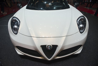 alfa romeo 4c spider concept pictures and eyes on image 12